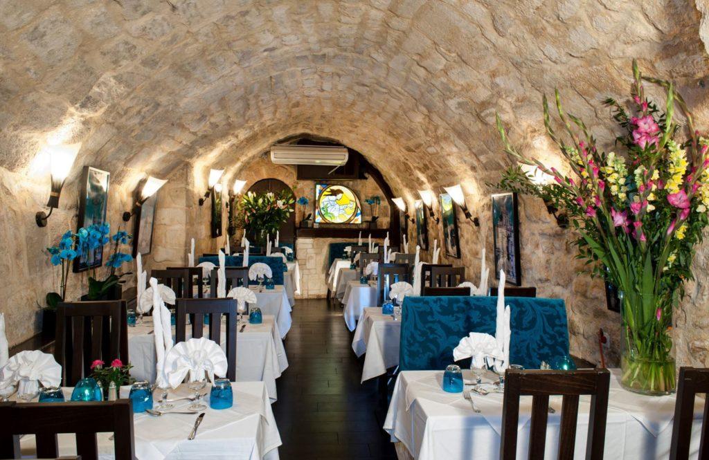 Cave voûtée - restaurant groupe Paris pour soirée entreprise et séminaire